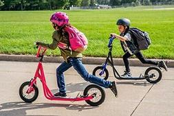 """Pink Mongoose Expo Scooter 12"""" Wheels BMX Free Style Rotor H"""