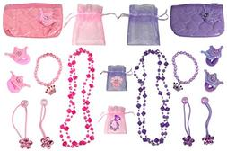 Pink & Purple Princess Accessory Set