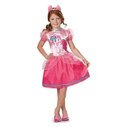 Disguise 83316L Pinkie Pie Classic Costume, Small