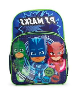PJ Masks Boys Girls School Backpack BookBag Gift Toy GECKO C