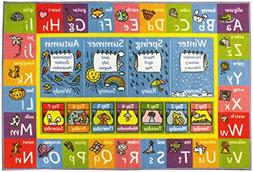 KC CUBS Playtime Collection ABC Alphabet, Seasons, Months an