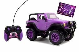 R/C Toys Remote control Big Foot Jeep Vehicle teen girl car