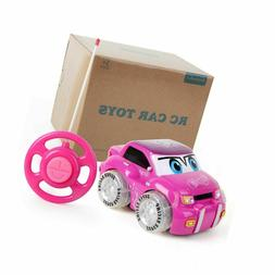 BeebeeRun RC Car Toy for Girls | Pink Purple Remote Control