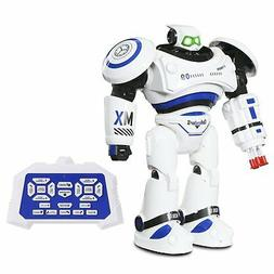 SGILE Large Robot Toy, Remote Control RC Combat Fighting Rob