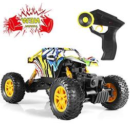 Remote Control Car, Graffiti RC Cars Kid Toys for Boys Girls