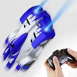 SGILE Remote Control Car Toy, Rechargeable RC Wall Climber C