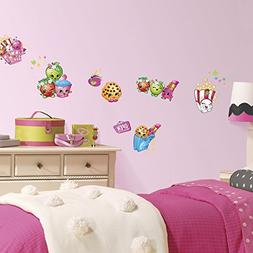 RoomMates RMK3154SCS Shopkins Peel and Stick Wall Decals