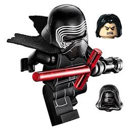 LEGO Star Wars Minifigure - Kylo Ren Complete with Helmet, H
