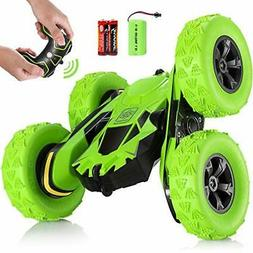 SGILE Stunt RC Car Toy, Remote Control Vehicle Double Sided