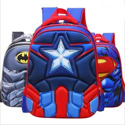 Superman Batman Captain America Boy <font><b>Girl</b></font>