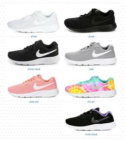 Nike Tanjun Kids Boys Girls Running Shoes Sneakers Preschool