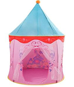 Anyshock Kids Play Tent, Mongolia Princess Castle Tent Outdo