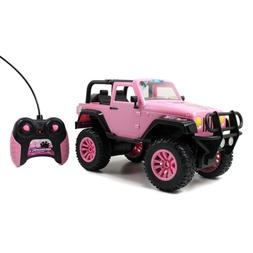 Toys For Girls Jeep Kids Toy Rc Vehicles Cars Remote Control