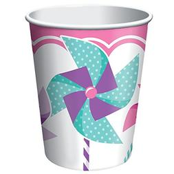 Creative Converting Turning One - Girl Hot/Cold Cups , 9 oz