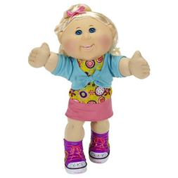 Cabbage Patch Kids Twinkle Toes: Caucasian Girl Doll, Blonde