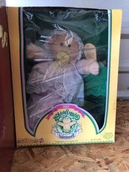 VTG NIB 1985 CABBAGE PATCH KIDS PREEMIE! MARCH OF DIMES BLUE