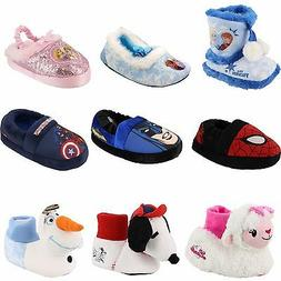 YOUTH/KIDS/GIRLS/BOYS TV MOVIES CARTOON CHARACTER SLIPPERS S
