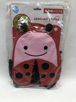 Skip Hop Zoo Harness Backpack - Ladybug